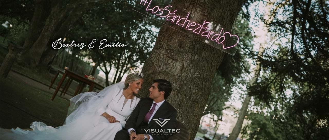 Vídeos de boda en Santiago 3