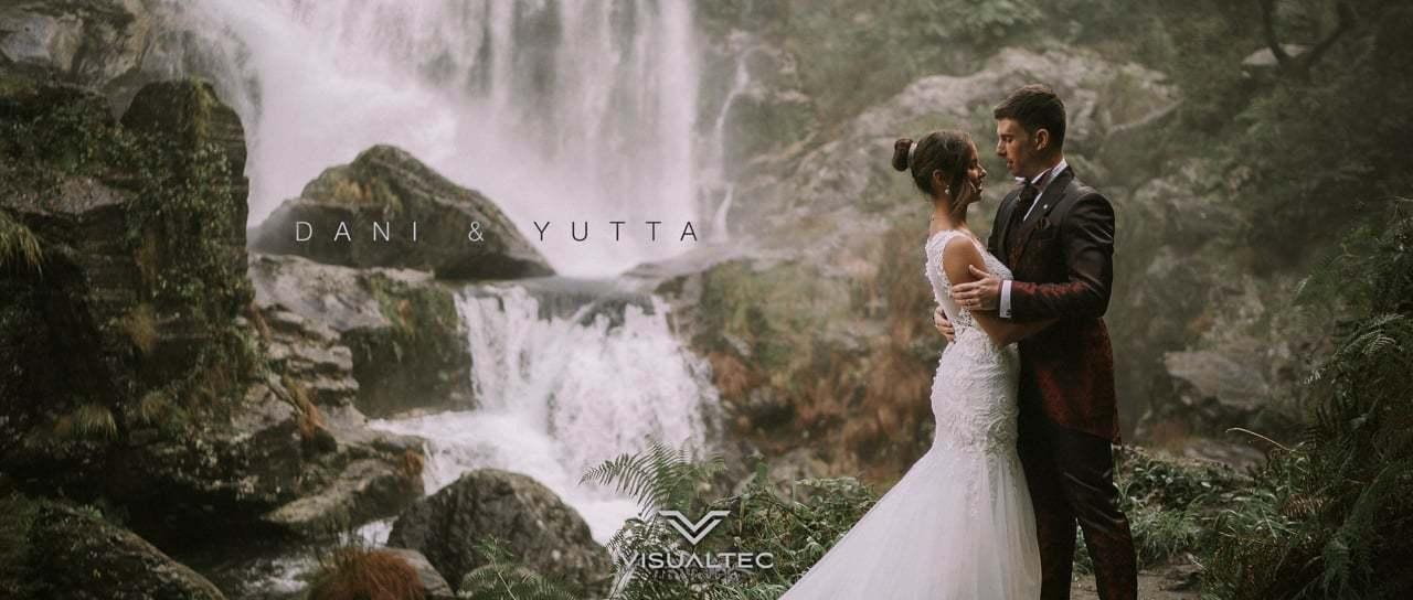 Vídeos de boda en Santiago 2